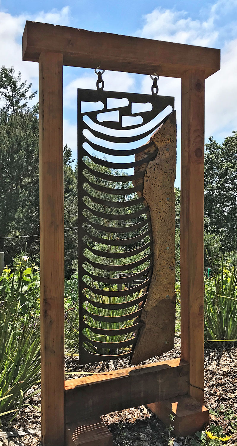 Garden Art by Mike Laflin