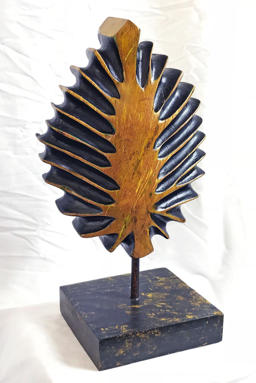 Wood Sculpture by Mike Laflin